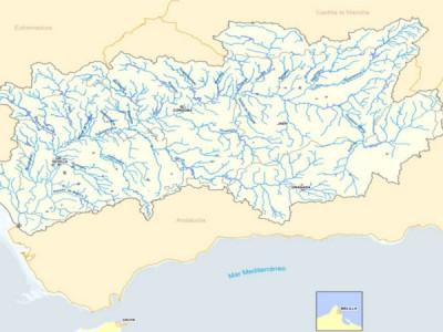 Confederacion hidrografica guadalquivir